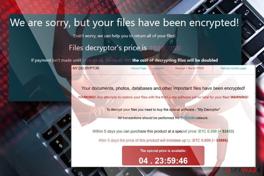 Cơn ác mộng virus mã hóa GandCrab và cách giải mã