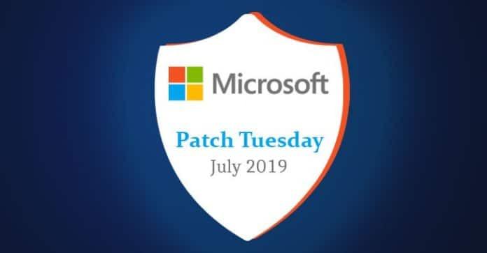 77 Lỗ hổng được vá trên các sản phẩm của Microsoft trong tháng 7/2019